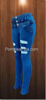 Pantalones de mujer stretch baratos al mayoreo en el Distrito Federal