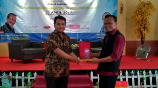 Lima Fakta tentang Bapak Satria Dharma, Bapaknya Literasi Indonesia