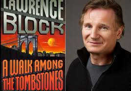 Lawrence Block and Liam Neeson novel