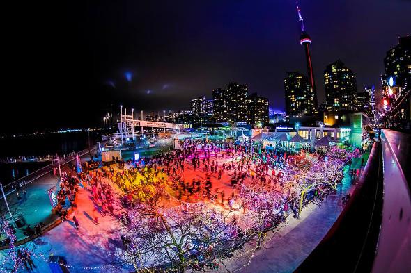 Harbourfront Toronto,Ontario, Canada