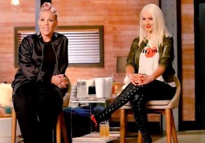"""Christina Aguilera Spills On New Pink Collaboration"""