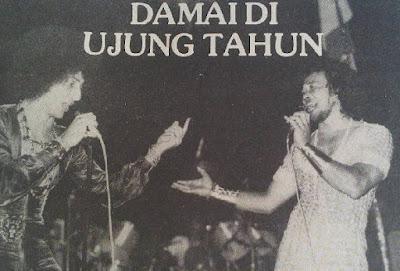 """Nostalgia Akhir 'Pertarungan"""" Musik Dangdut VS Musik Rock Di Era Tahun 90an"""