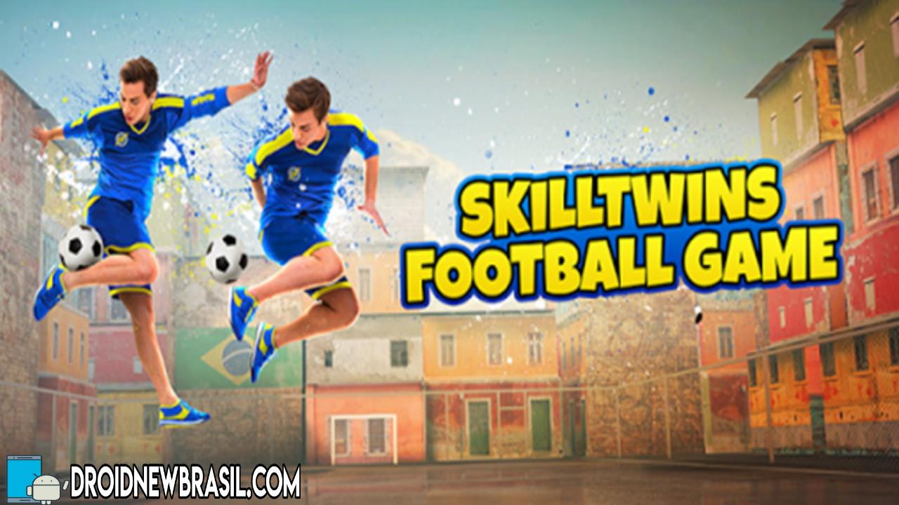SkillTwins Football Game 2 v1.1 Apk Mod – OBB