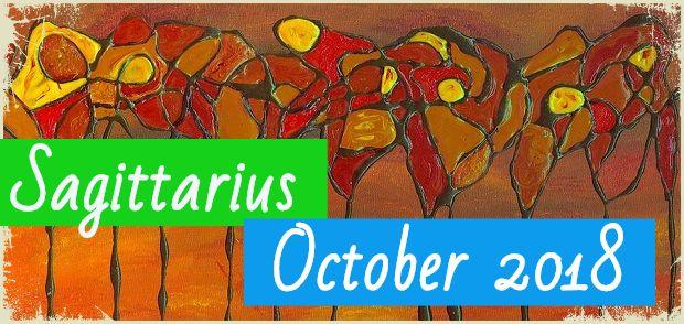 Sagittarius in October 2018
