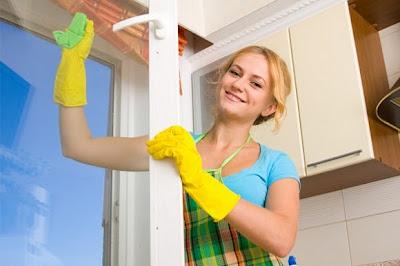 Adelgaza con labores domésticas