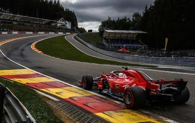 Belgium Formula 1