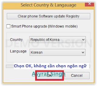 Lg flash tool - Clear Phone Software update registry.
