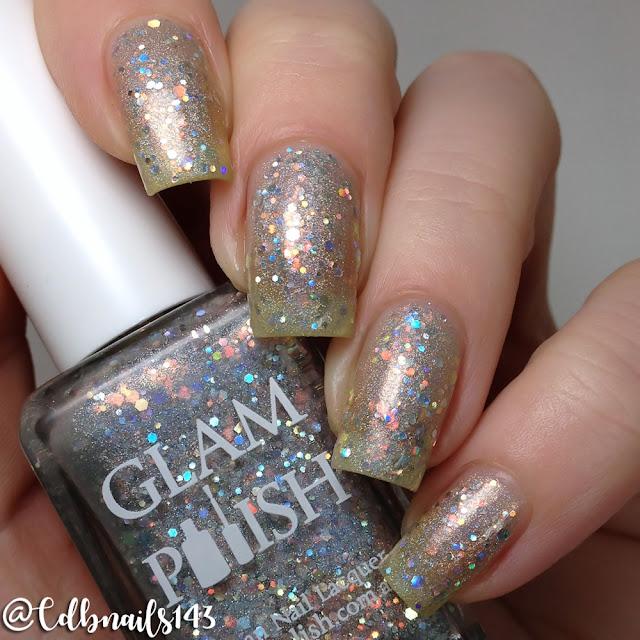 Glam Polish-Douglas My Demiguise