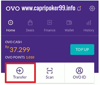 Cara Deposit Poker Online Via OVO 2,deposit poker online,Deposit via ovo , capripoker99