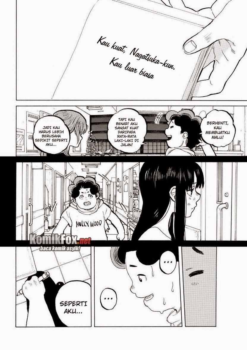 Koe no Katachi Chapter 46-8