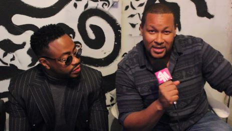 "Raheem Devaughn ""Decade Of A Love King' Listening Session With King"