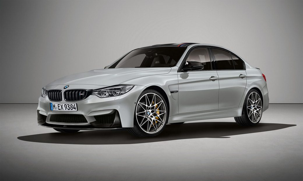 BMW  M3 30 Jahre, car news