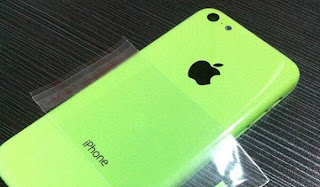 Appears actual video of iPhone 5C