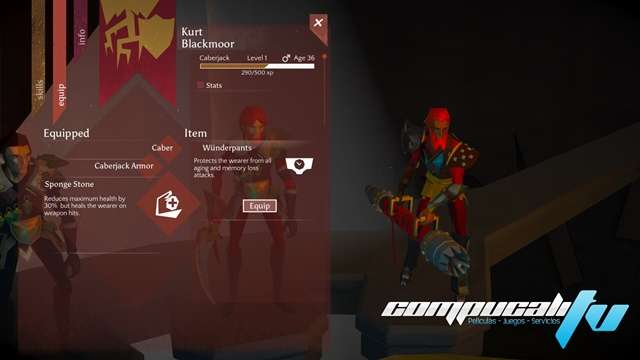 Massive Chalice PC Game Español