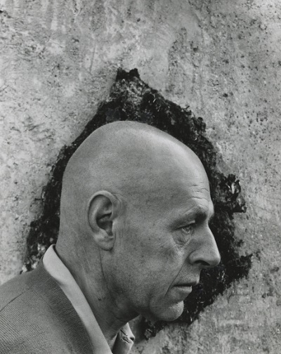 Jean Dubuffet, 1956 foto por Arnold Newman | imagenes bellas, retratos vintage, cool stuff, pictures, pics, photos