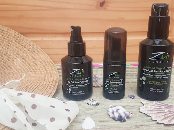 Zuii Organic - A Solution to Nontoxic Tanning!