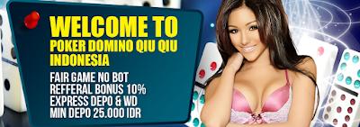 Agen Domino, Poker Indonesia ,Poker Online Indonesia ,Judi Domino, poker domino qq online, domino QQ online terpercaya