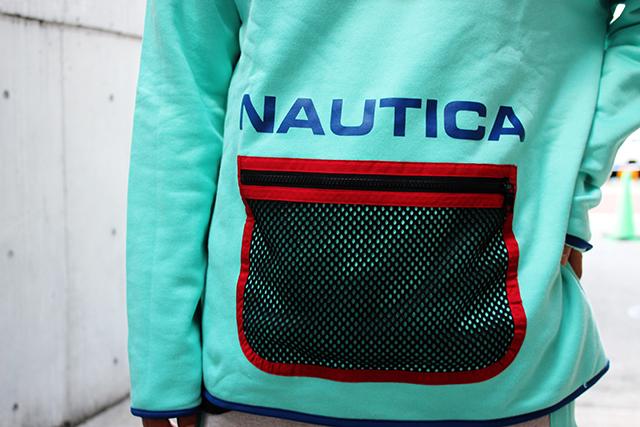 the north face ノースフェイス Nautica ノーチカ ノーティカ