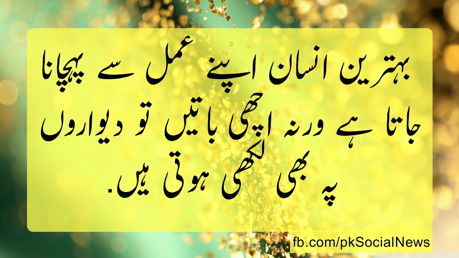 15 Urdu Quotes About Life In English | Inspiring Famous ...