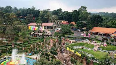 Foto Keren Agrowisata Bhakti Alam Pasuruan