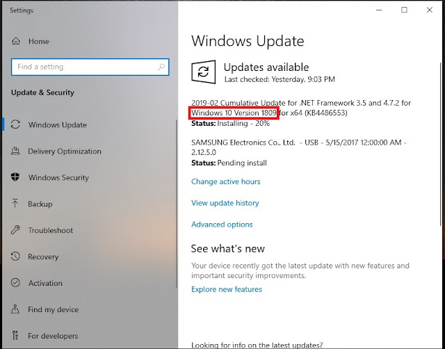 Windows 10 Update Download Manually | Windows Feed