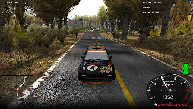 Cross Racing Championship Extreme Screenshot 2
