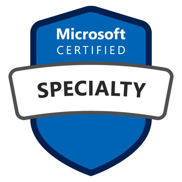 Microsoft Certifications Poster