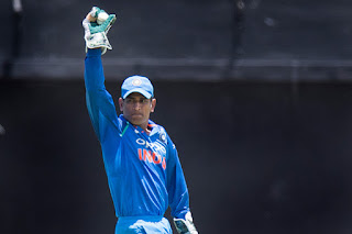 Spotlight : Dhoni Fourth Wicket-keeper To Effect 400 Dismissals In ODIs