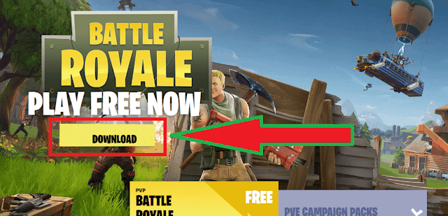 تنزيل Fortnite Battle Royale