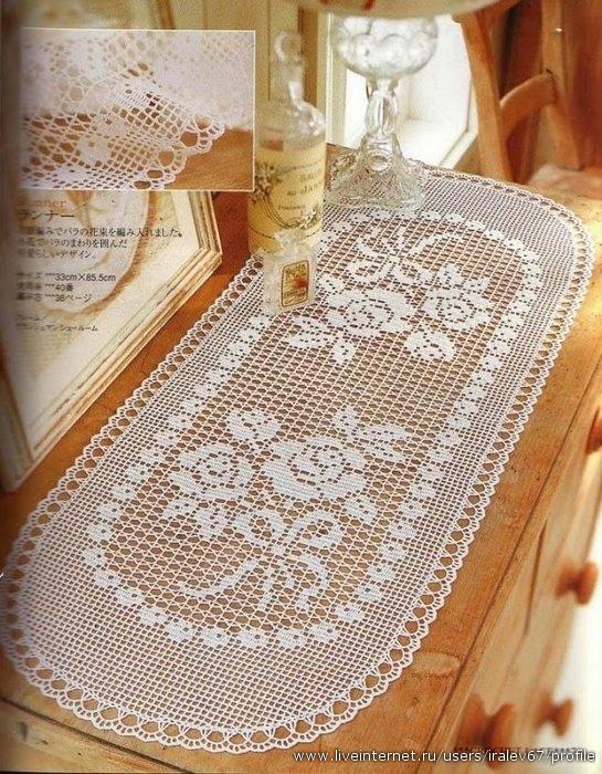 25 Patrones De Tapetes Variados A Crochet Patrones