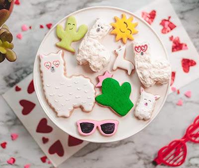 Печенье Llama Love