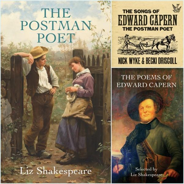 Edward Capern, The Postman Poet