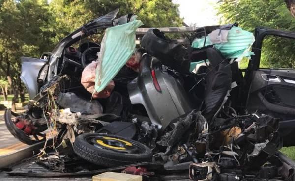 Muere hijo del dueño de Adrian Tropical en aparatoso accidente de tránsito