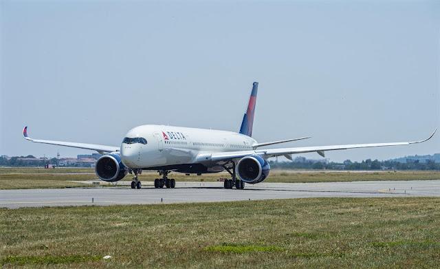 a350-900 delta air lines