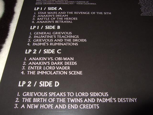Star Wars Episode 3 Revenge Of The Sith Music By John Williams General Grievous Version Limited Edition 2x180gr Kelly Green Process Cyan Vinyl Gatefold Velvet On Vinyl