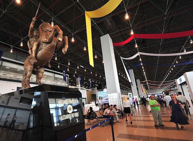 Macedonian and Greek businessmen seek launch of direct Skopje-Athens flights