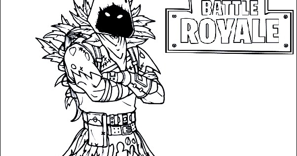 Fortnite Colouring Pages Raven Fortnite Generator Free Vbox