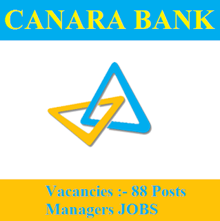 Canara Bank, Karnataka, Manager, Graduation, Bank, freejobalert, Sarkari Naukri, Latest Jobs, canara bank logo