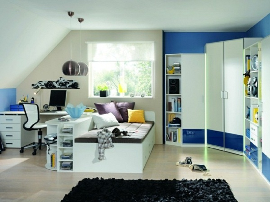 modern youth room design ideas