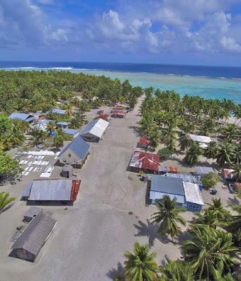 palmerston island Πάλμερστον Το νησί που βρίσκεται στο τέλος της Γης και χρειάζεται 9 μέρες με βάρκα για να φθάσεις στο Palmerston