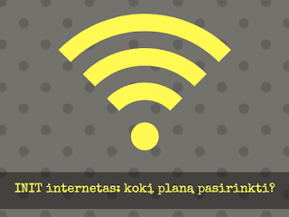 INIT televizija ir internetas