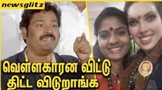 Gowthaman Annoyed with Nithyananda Girls | Vairamuthu Issue