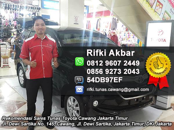 Rekomendasi Sales Tunas Toyota Dewi Sartika Cawang, Jakarta Timur
