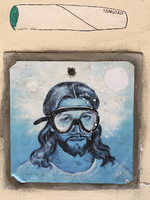 L'arte sa nuotare - Jesus.