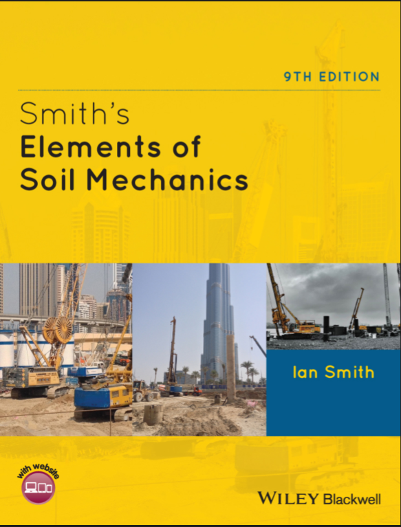 Pdf geotechnical engineering soil mechanics and foundation elements of soil mechanics by ian smith 9th edition fandeluxe Gallery
