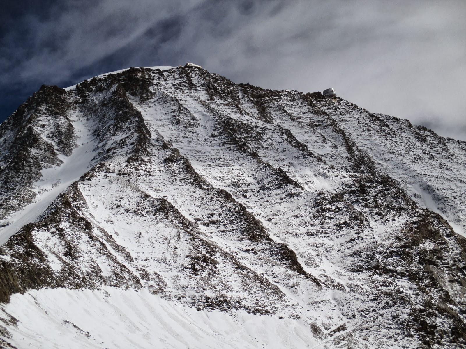 5a5c7706a30 Mont Blanc (4807m) Ruta de Gouter.Alpes-Chamonix - Martín Elorza