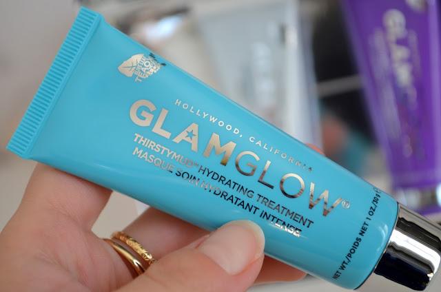 soin, hydratation, peau, visage, beauté, cosmétique, glamglow