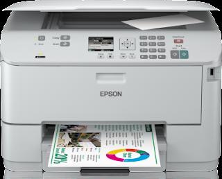 Epson WorkForce Pro WP-4515DN Driver Download