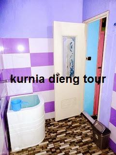 kamar mandi bujono dieng