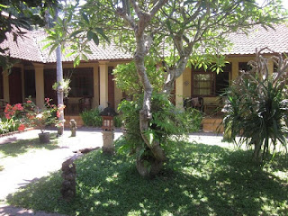 Accommodation or hotels near Sanur Beach, Bali: Ida Homestay